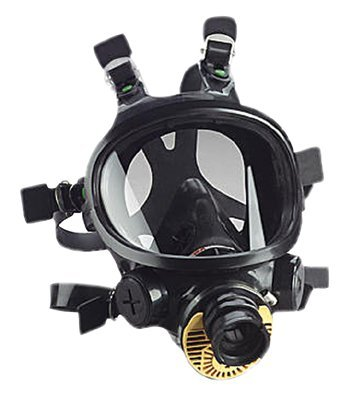 3M 51138542580 Personal Safety Division 7000 Series Full Facepiece Respirators