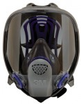 3M FF-402 Personal Safety Division Ultimate FX Full Facepiece Respirators