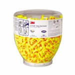 3M 10080500000000 Personal Safety Division E-A-Rsoft Yellow Neons Foam Earplugs