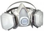 3M 50051100000000 Personal Safety Division 5000 Series Half Facepiece Respirators