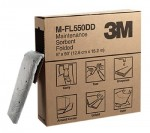 3M 50051100000000 Personal Safety Division High-Capacity Maintenance Folded Sorbents