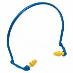 3M 10080500000000 Personal Safety Division E-A-Rflex Hearing Protector with Ultrafit Tips