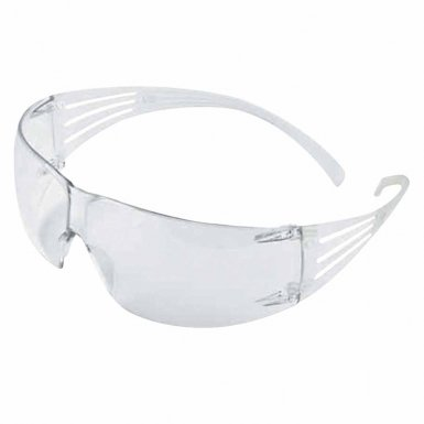 3M 70071647658 Personal Safety Division SecureFit Protective Eyewear, 200 Series