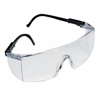 3M 10078400000000 Personal Safety Division Seepro Plus Fighter Protective Eyewear