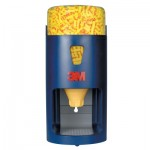 3M 391-0000 Personal Safety Division One Touch Pro Earplug Dispenser