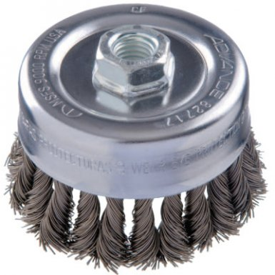 Advance Brush 82401 COMBITWIST Knot Wire Cup Brushes