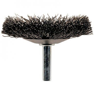 Advance Brush 82876 Flared Crimped Cup Brushes