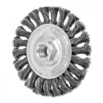 Advance Brush 82165 Full Cable Twist Knot Wheels