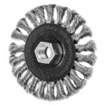 Advance Brush 82295 Full Cable Twist Knot Wheels