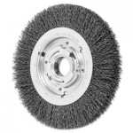 Advance Brush 81128 Medium Face Crimped Wire Wheel Brushes
