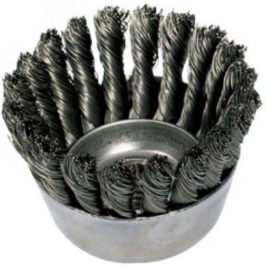Advance Brush 82342P Mini Knot Cup Brushes