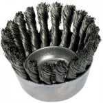Advance Brush 82342P Mini Knot Cup Brushes