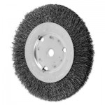 Advance Brush 80042 Narrow Face Crimped Wire Wheel Brushes