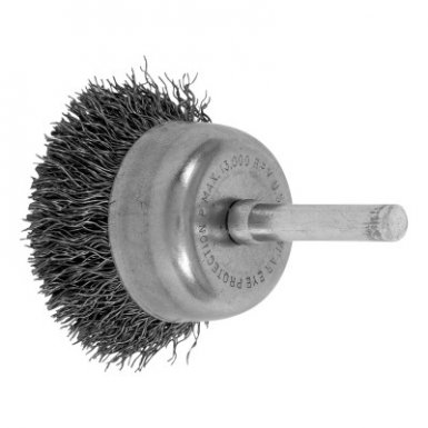 Advance Brush 82823 Pferd Stem Mounted Cup Brushes