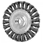 Advance Brush 82154 Pferd Threaded Knot Wheel Brushes