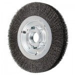 Advance Brush 81126 Pferd Unthreaded Crimped Wheel Brushes