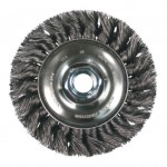 Advance Brush 81657 Standard Twist Single Row Knot Wheels