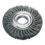 Advance Brush 82034 Standard Twist Double Row Knot Wheels
