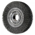 Advance Brush 81236 Wide Face Crimped Wire Wheel Brushes