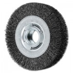 Advance Brush 81235 Wide Face Crimped Wire Wheel Brushes