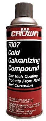 Aervoe 7007 Crown Cold Galvanizing Compounds