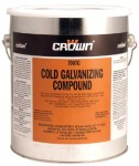 Aervoe 7007G Crown Cold Galvanizing Compounds