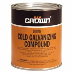 Aervoe 7007Q Crown Cold Galvanizing Compounds