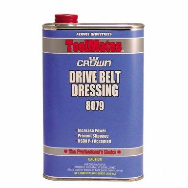 Aervoe 8079Q Crown Drive Belt Dressings