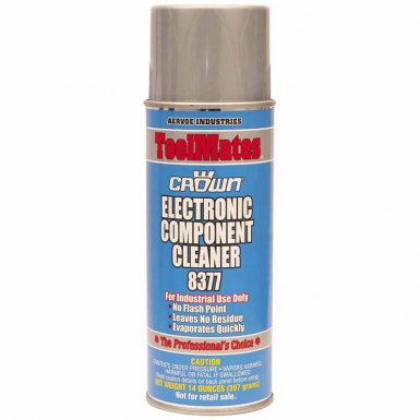 Aervoe 8377 Crown Electronic Component Cleaners