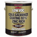 Aervoe 7007VG Crown Low VOC Cold Galvanize Coatings
