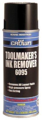 Aervoe 6095 Crown Toolmaker's Ink Removers