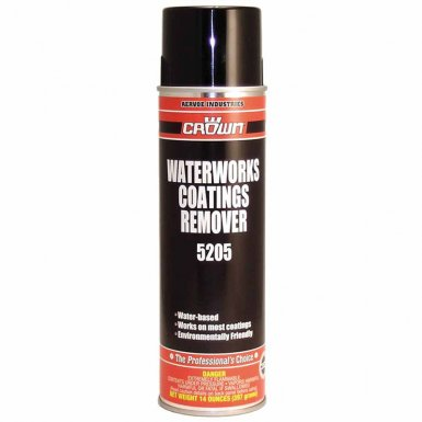Crown Waterworks Coatings Removers