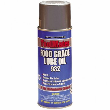 Aervoe 932 Food Grade Lube Oils