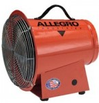 Allegro 9513 AC Axial Blowers