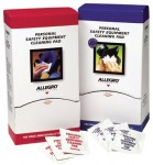 Allegro 3001 Alcohol-Free Respirator Cleaning Wipes