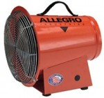 Allegro 9506 DC Axial Blowers