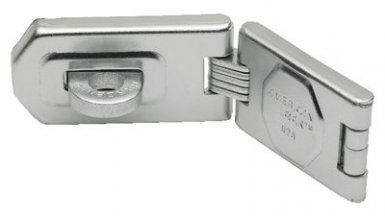 American Lock A875 Single Hinge Hasps