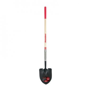 Ames True Temper 49206633995 RAZOR-BACK SuperSocket PowerStep Round Point Shovels