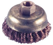 Ampco Safety Tools CB-30-KT Knot Wire Cup Brushes
