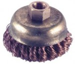 Ampco Safety Tools CB-60-KT Knot Wire Cup Brushes