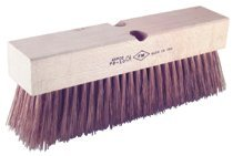 Ampco Safety Tools PB-10 Round Wire Push Brooms