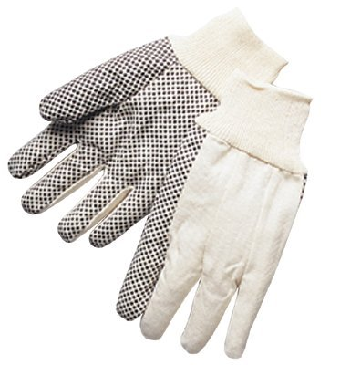 Anchor Brand 1000 1000 Series Dotted Canvas Gloves