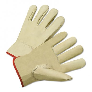 Anchor Brand 4010M 4000 Series Cowhide Leather Driver Gloves