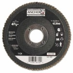 Anchor Brand 98758 Abrasive High Density Flap Discs
