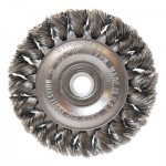 Anchor Brand BW-720C Aggressive Cleaning Knot Wheel Brushes
