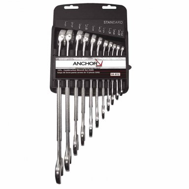 Anchor Brand 04-812 Combination Wrench Sets
