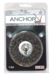 Anchor Brand 93724 Crimped Wheel Brushes