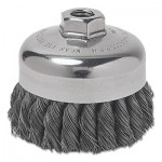 Anchor Brand BW-441-BULK Heavy-Duty Knot-Style Cup Brushes