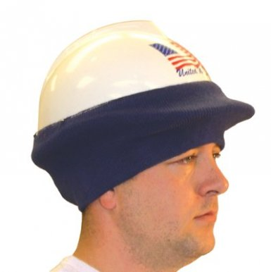 Anchor Brand AA-7-BLUE Knitted, Over-The-Cap Style Stretch Liners