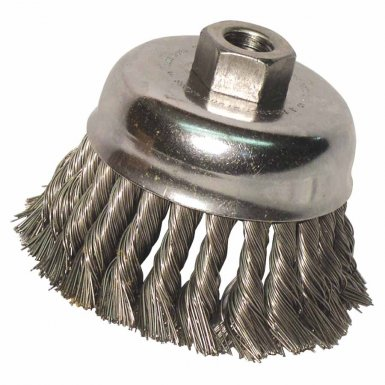 Anchor Brand 94881 Knot Cup Brushes